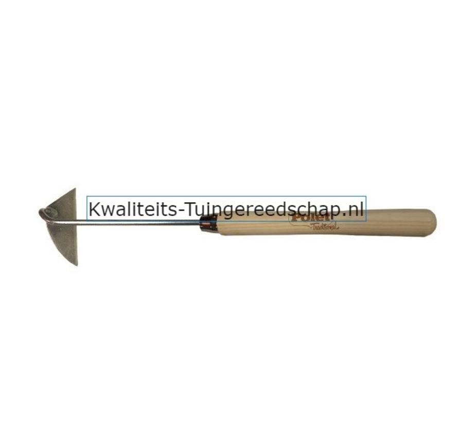 Handgesmede Schrepel Rechts 12 x 4 Lengte 43.5 cm