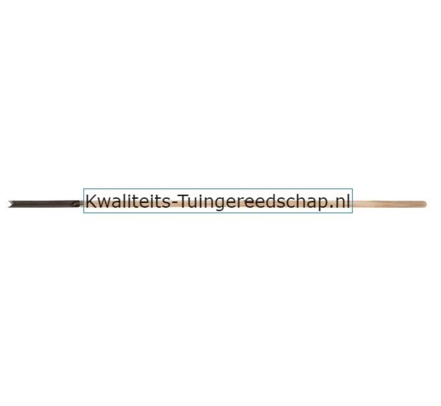 Handgesmede Onkruidsteker+Steel 1500 mm