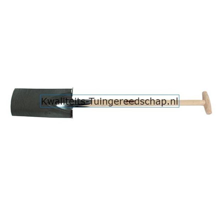 Handgesmede Zware Hofspade 330/160 T-Steel Hickory