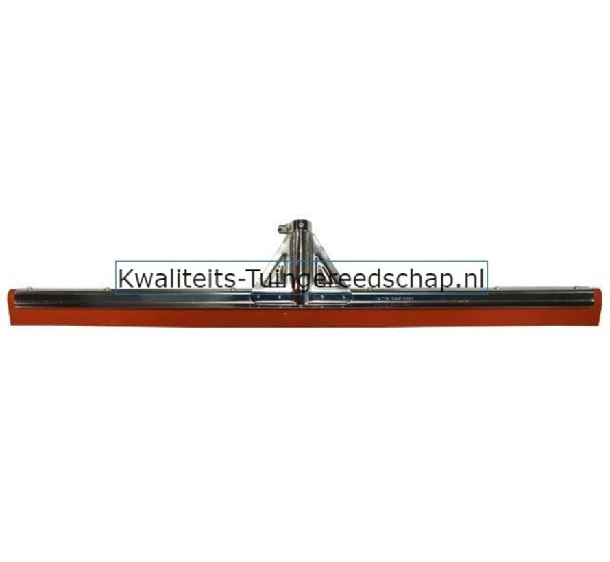 Industriële Vloertrekker 75 cm Natuurrubber Rood
