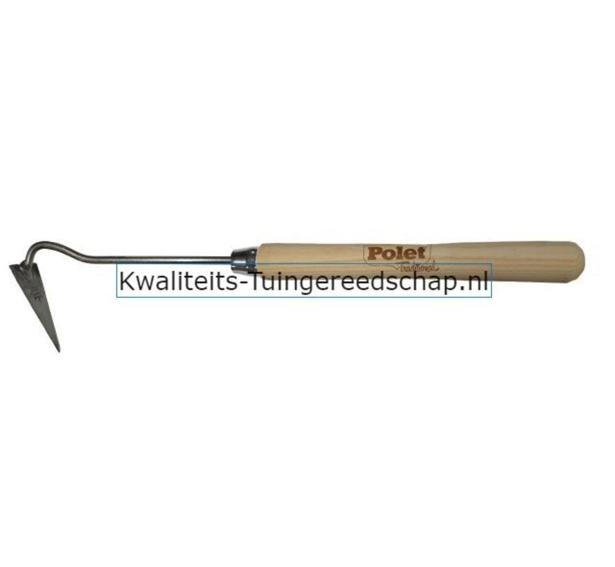 Handgesmede  Punthandhak 5 x10 cm Lang Handvat
