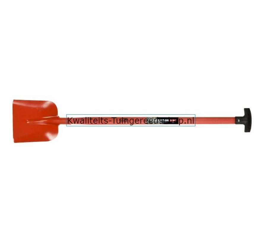 Professionele Betonschop Nr.2 265X250 mm Fiber Steel 95cm