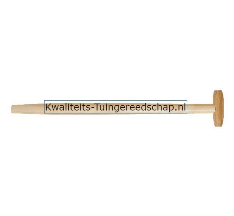 T-Spadesteel 700/41 Gepunt&Vernist