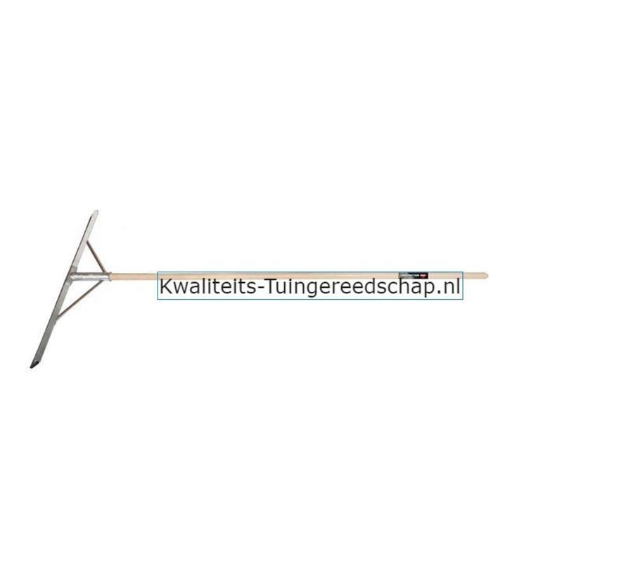 Alu-Rubber Vloerwisser 800 mm Versterkt met Steel 1,7 m