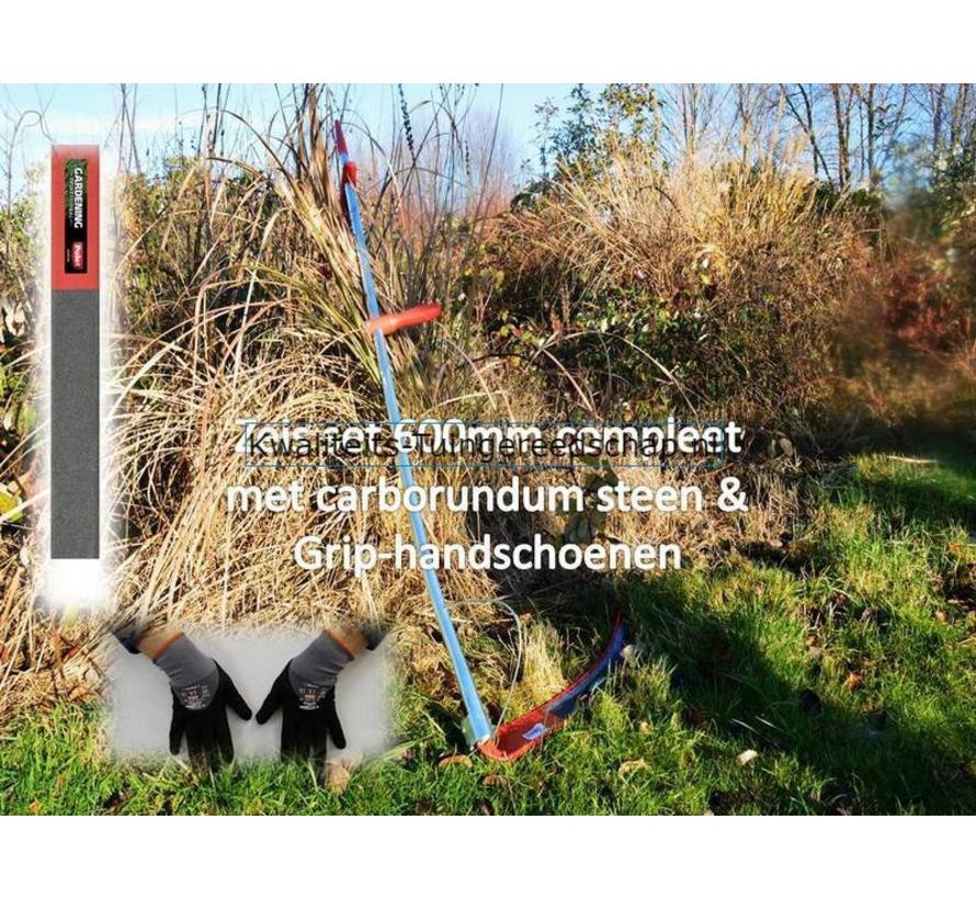 Actie Set Zeis 600 mm Compleet met Gratis Wetsteen en  Handschoenen