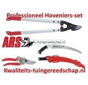 ARS Professioneel Hoveniers-Snoei-Set ARS