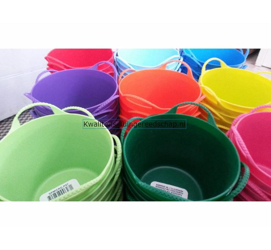 Micro-Tub-Trugs -Colour-Set 18-delig