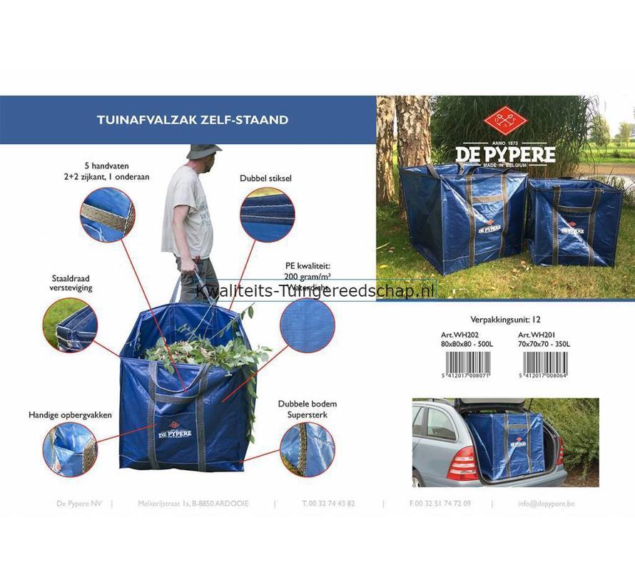 Tuinafvalzak Zelfstaand de Pypere 500 Liter