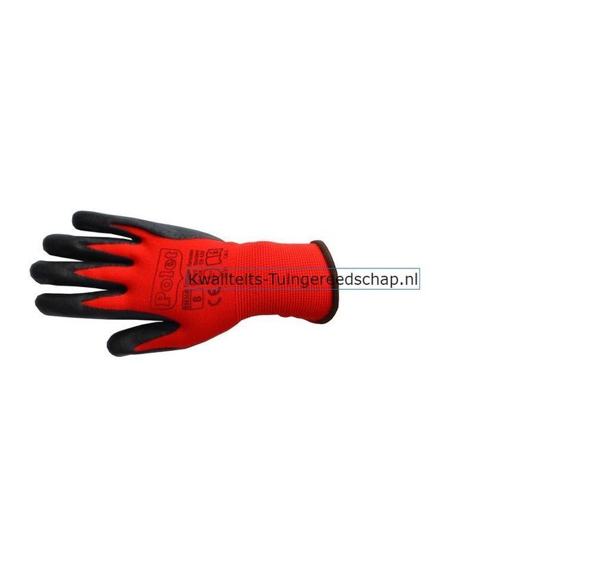 Handschoenen Nitril Coating Maat 8 Polet