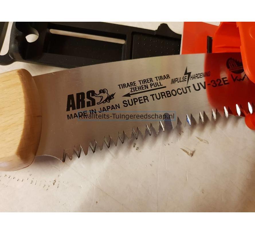 Gebogen Snoeizaag ARS 320 mm Houten Handvat