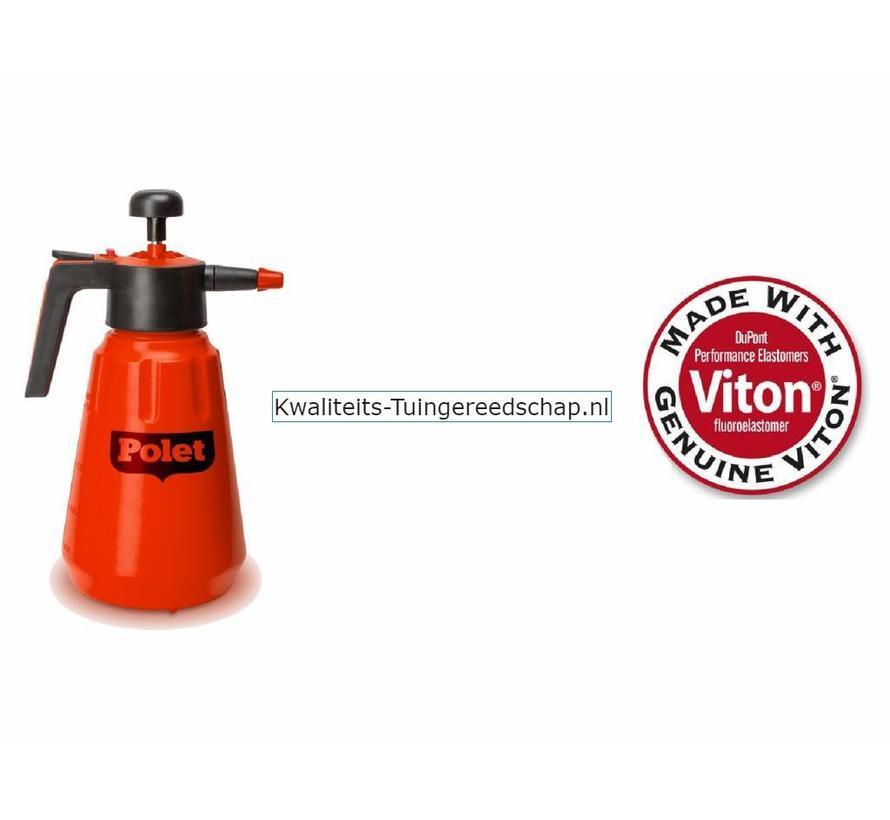 Druksproeier 2 L Viton Dichtingen