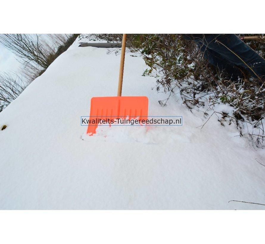Sneeuwschuiver Polypropyleen 430 mm  met Steel