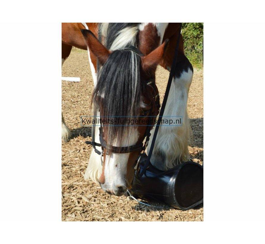 Protub Rubber Paardenemmer 17 l