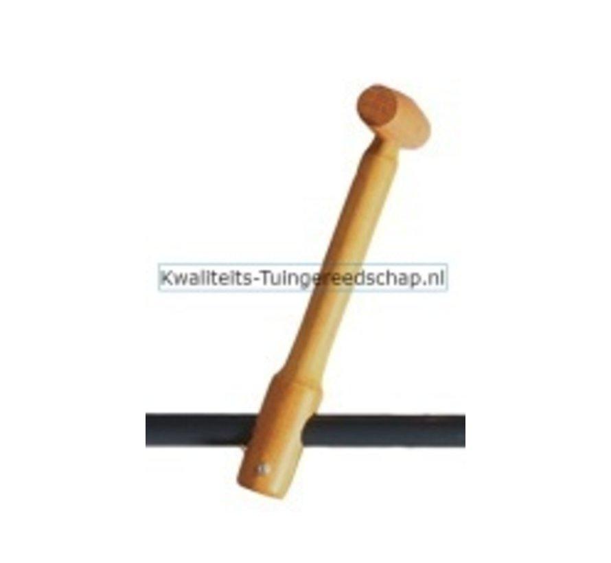 T-Handgreep hout voor Zeissteel