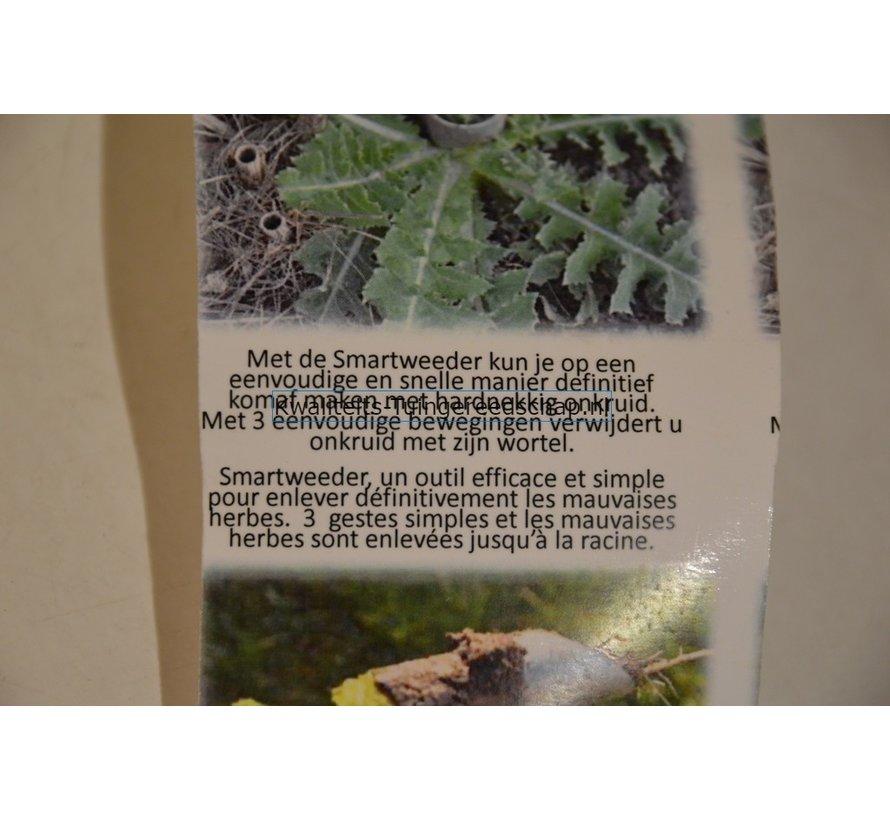 Smartweeder - onkruidsteker voor penwortels
