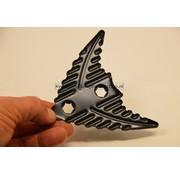 Polet Reserveblad Vleugelschoffel Carbonstaal 120 mm