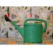 Kwaliteits-tuingereedschap Gieter Kunststof 10 liter met sproeikop