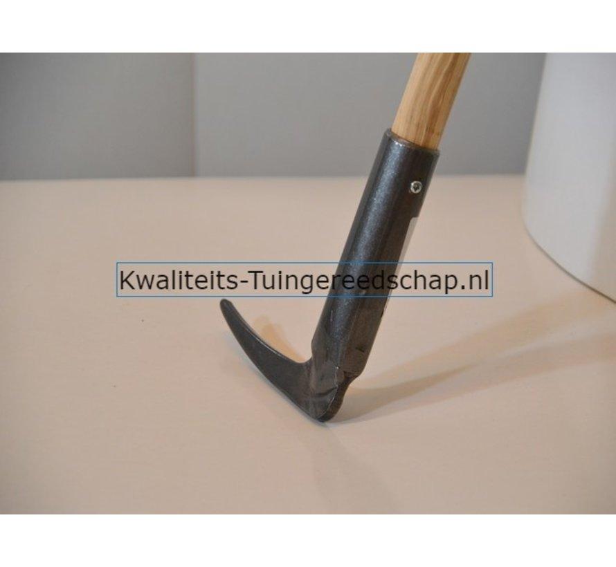 Handgesmede J-Hak met Steel 75 cm