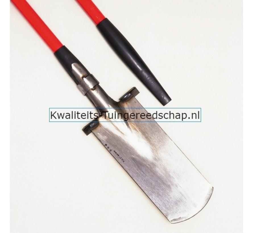 Gesmede Plantspade Polet 280/180 2V T-Steel Fiber 9001