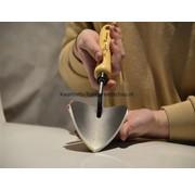 De Pypere Handgesmeed Potschepje Essen Handvat 140 mm
