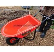 Polet Kinderkruiwagen Rode Kuip met Luchtbandwiel