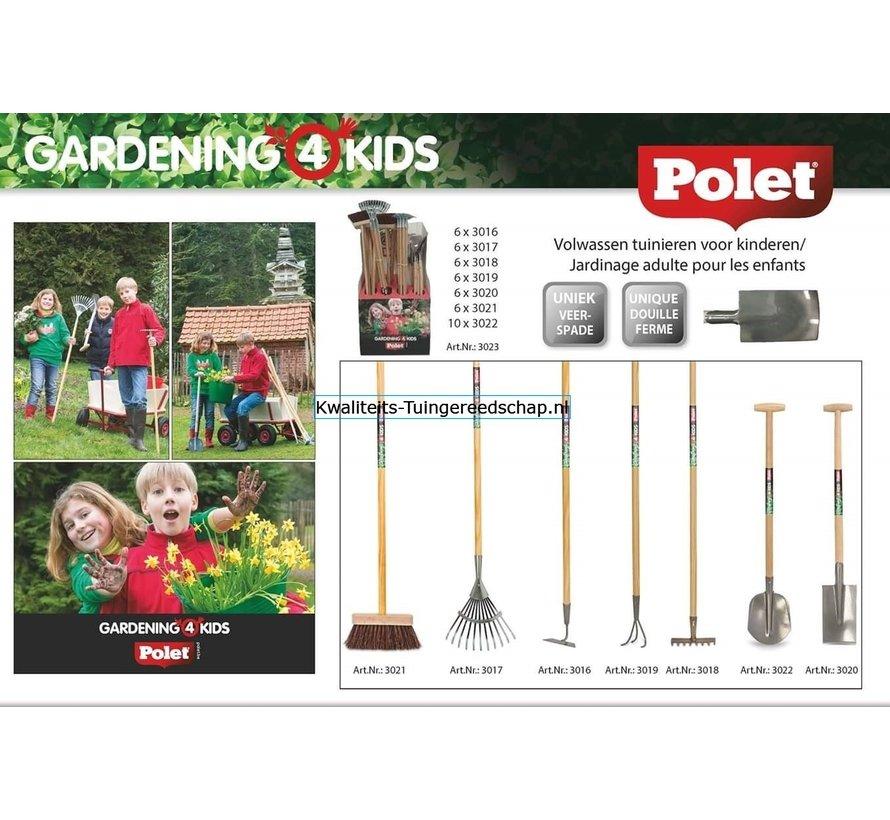 Plantschopje  Gardening 4 Kids  verlengde steel