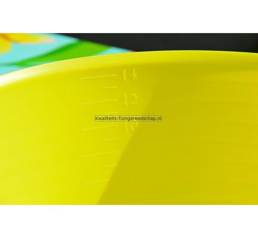 Tubtrug Gorilla 15L H16-D39 (Geel)