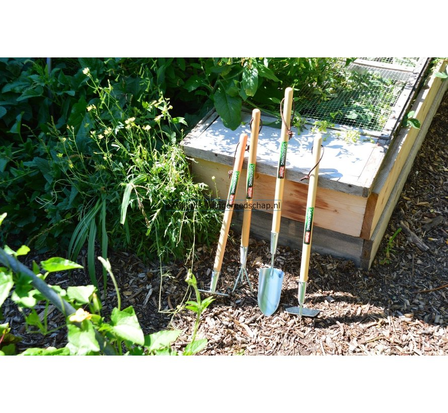 Cultivator 3 Tanden  Gardening 4 Kids middelgroot