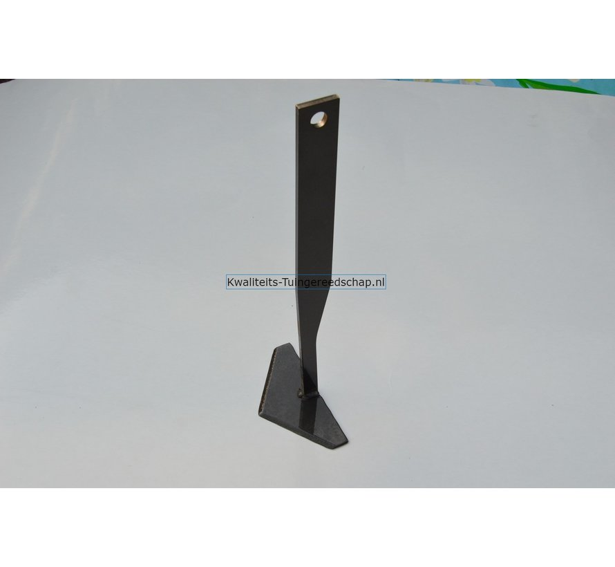 Ganzevoet schoffel 14 cm voor Wielschoffel