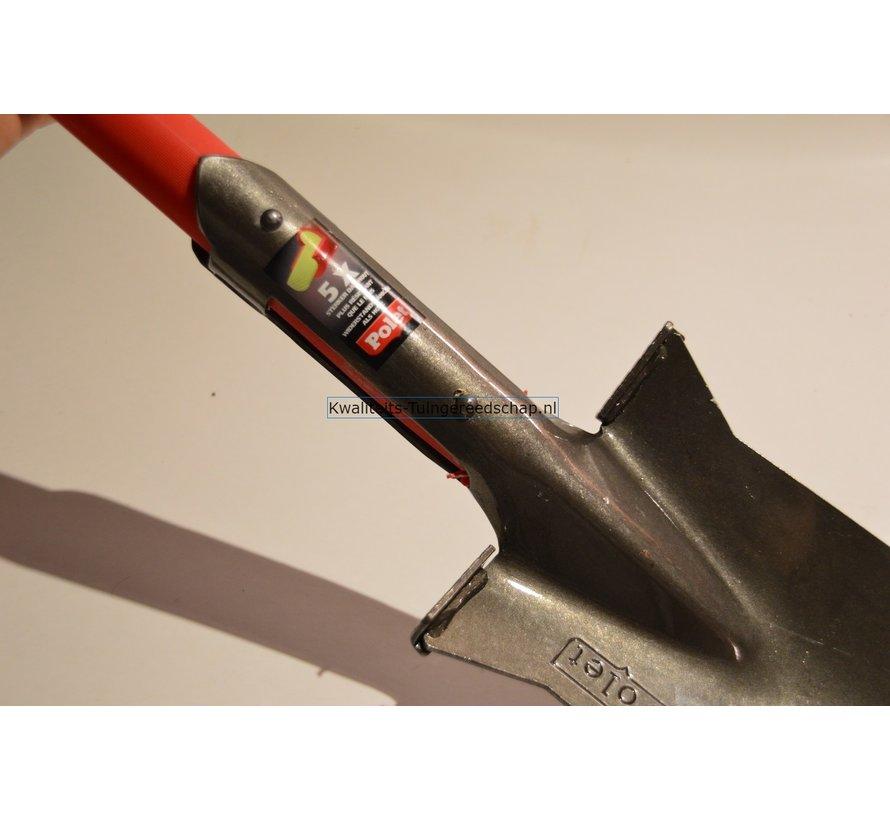 Gesmede Boomspade Polet 350/130 2V T -Fiber 5001