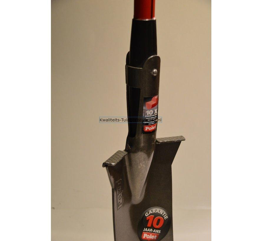Gesmede Boomspade Polet 350/130 2V T -Fiber 9001