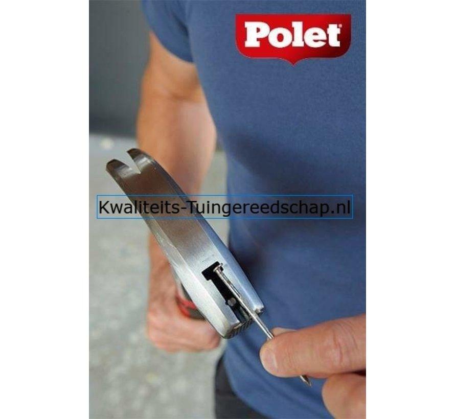 Klauwhamer Low Vibe System 725 Gram 320 mm