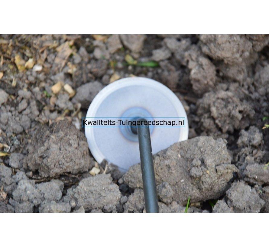 Handgesmede Rondschoffel Essen steel 1400 mm