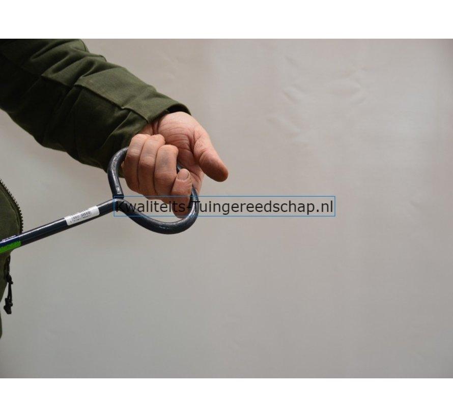 Handgesmede Rooster-Putdeksel Haak 800 x 12 mm