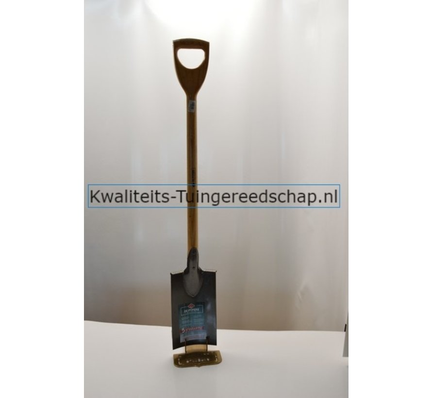 Tuinspade Waasland  de Pypere met D-Steel 300 X 180