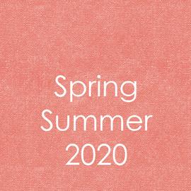 Spring/Summer 2020