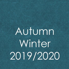 Herfst/Winter 2019/20 Kleuren Trends