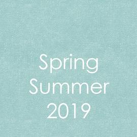Voorjaar/Zomer 2019