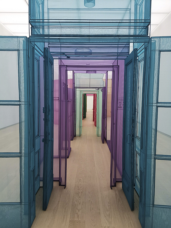 Color Concept at Do Ho Suh 1