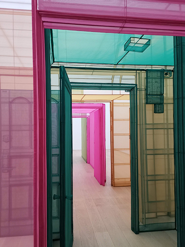 Color Concept at Do Ho Suh 2