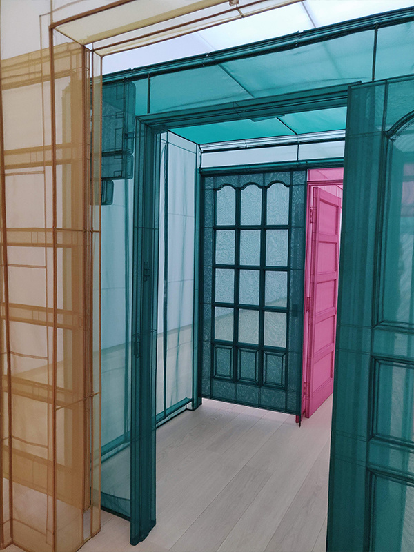 Color Concept at Do Ho Suh 4