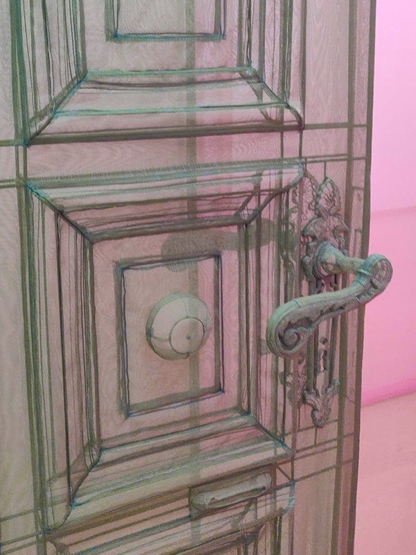 Color Concept at Do Ho Suh