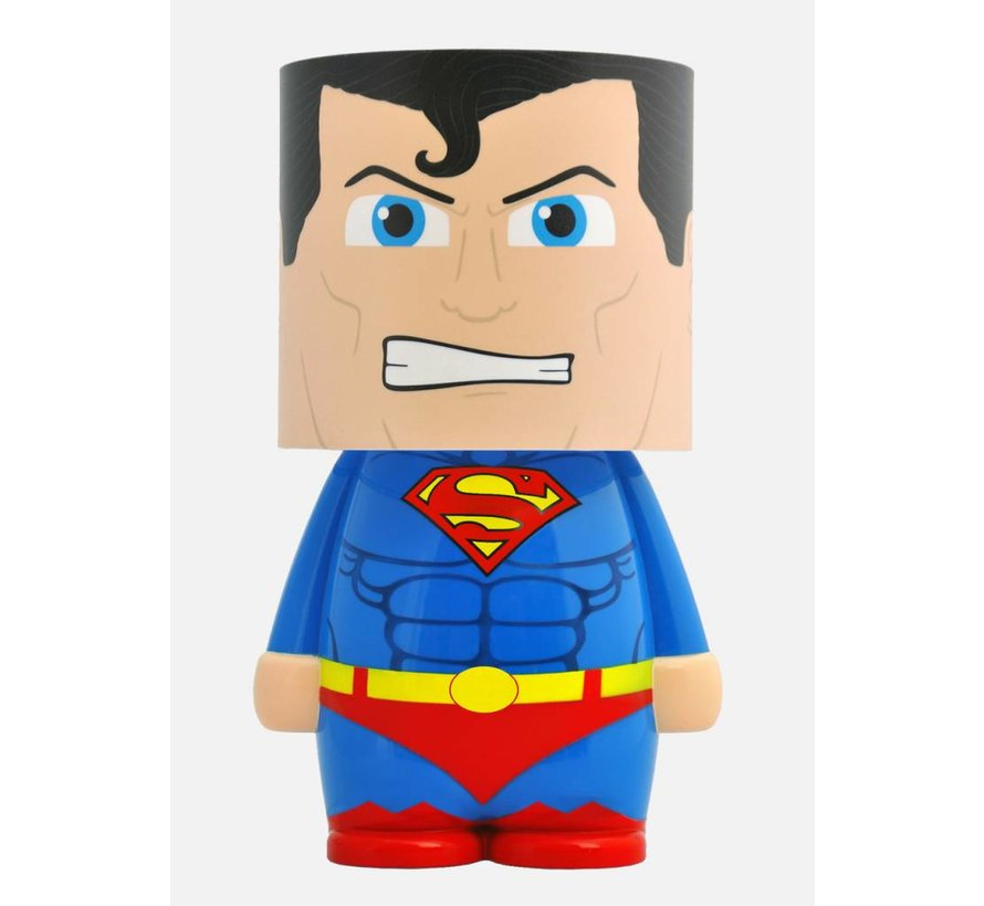 Superman DC Comics Look-ALite LED Tafel Lamp