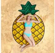 BigMouth Beach Blanket / Strandlaken Pineapple | Ananas 1.5m