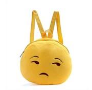 REBL Emoji Rugtasje Bored - 26,5 cm