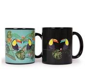 Fizz Creations Tropical Warmtegevoelige Koffie Mok
