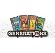 Pokemon 20th Anniversary Red & Blue - Generations 4 Boosters
