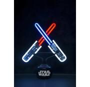 Star Wars Star Wars Lightsaber / Lichtzwaarden Neon Lamp