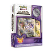 Pokemon Mythical Collection Pin Box 10 Genesect - Pokemon Kaarten 20th Anniversary
