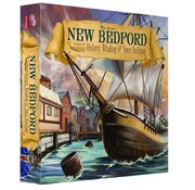 New Bedford Bordspel   A game of Historic Whaling & Town Building   Dice Hate Me Games   Engels
